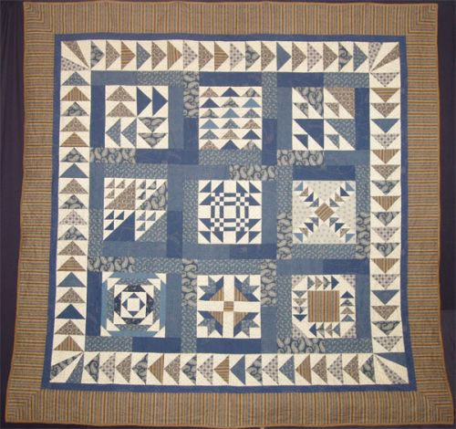 The Goose Quilt