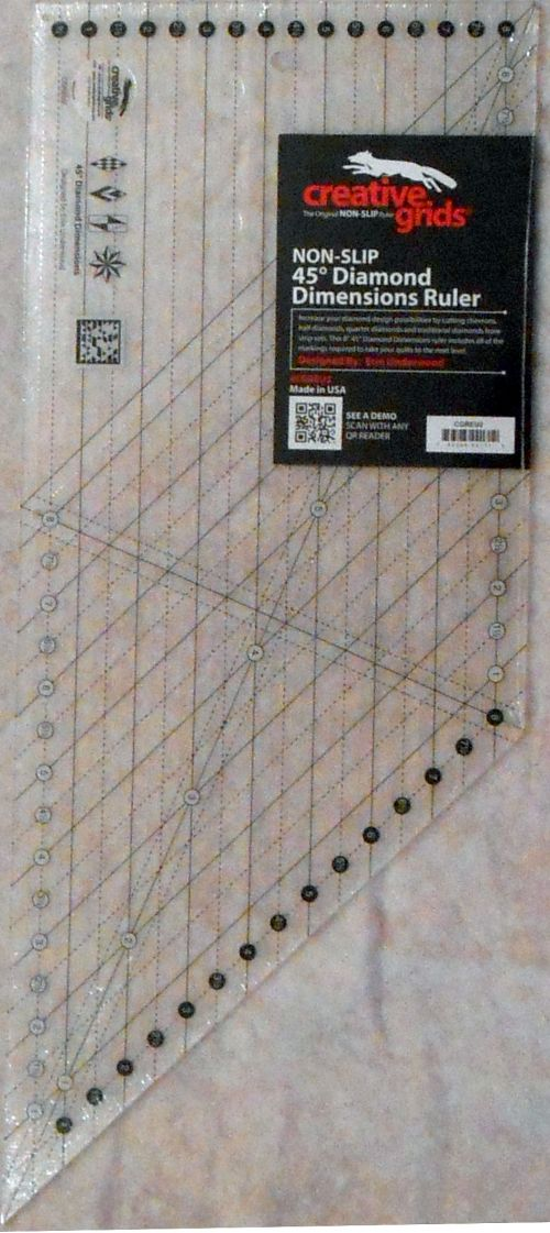 Diamond Dimensions Ruler