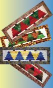 Tessellating Trees Table Topper